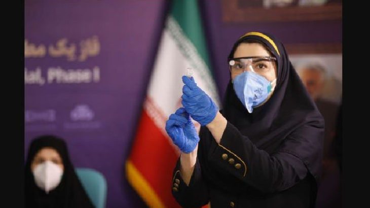 İran, Sputnik V aşısının üretimine başladı