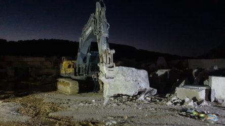 Adıyaman'da iş cinayeti: Mermer ocağında çalışan 42 yaşındaki işçi yaşamını yitirdi