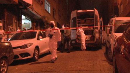 İstanbul'da şüpheli ölüm: 6'ncı kattan düşen kadın hayatını kaybetti