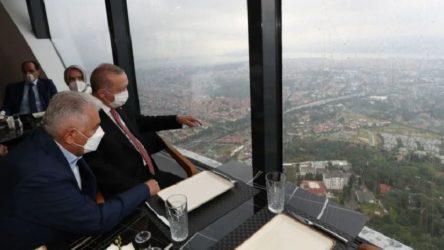 'İstanbul'un yeni simgesi'nde faturalar epey kabarık!