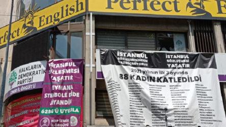 İzmir'de HDP binasına silahlı saldırı düzenlendi: Bir partili hayatını kaybetti