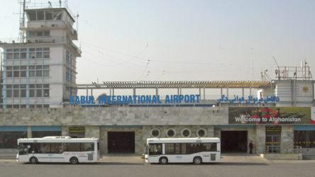 Kabil Havaalanı'nda çatışma: 1 ölü, 3 yaralı