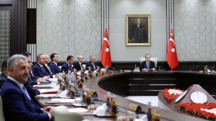 Kabine toplantısına NATO ayarı