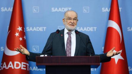 Karamollaoğlu: Biz prensip olarak parti kapatılmasına karşıyız