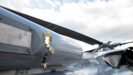 Kolombiya Devlet Başkanı'nın helikopterine ateş açıldı