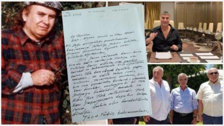 Kutlu Adalı'ya katledilmeden önce tehdit mektubu gönderilmiş