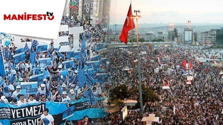 MANİFESTO TV   Hedefteki laiklik ve Gezi Direnişi