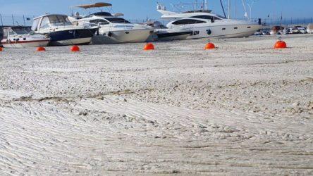 VİDEO | Marmara müsilaj ile kaplıyken gübre fabrikası denize atık boşaltmaya devam ediyor