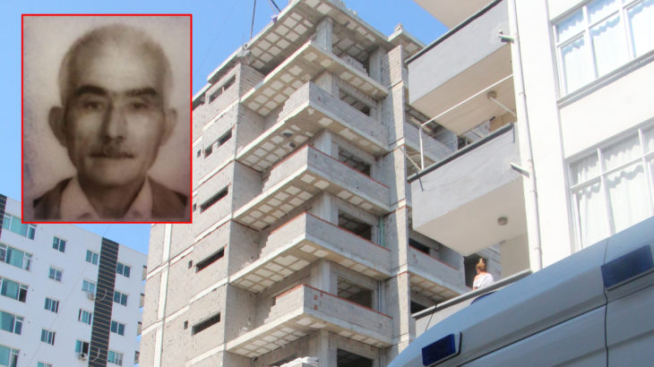 İş cinayeti: 65 yaşındaki işçi, inşaatın 8. katından düşerek hayatını kaybetti