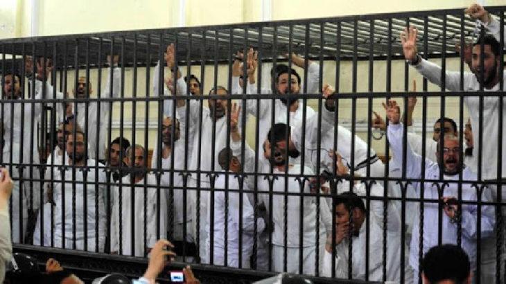 Mısır'da 12 üst düzey 'İhvan' yetkilisine verilen idam cezası onandı