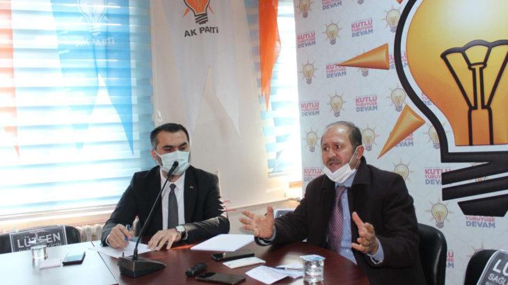 MKE'nin şirketleşmesi için imza atan AKP'li Ramazan Can: Ben de MKE'ye çırak olarak girdim, ekmeğini yedim