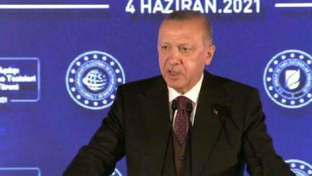 'Müjde vereceğiz' demişti: Erdoğan Filyos Limanı açılışında konuşuyor