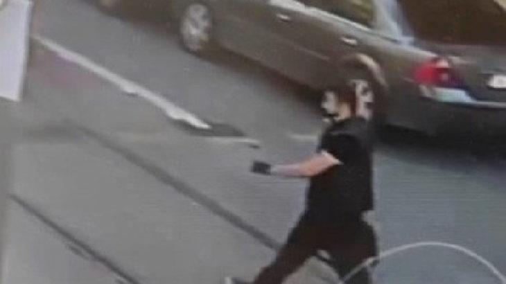 İzmir'deki saldırı öncesi görüntüler ortaya çıktı