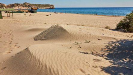 Bakanlık, 'Patara'dan kum çalındı' iddiasını doğruladı: 'Eski' diyerek savundu