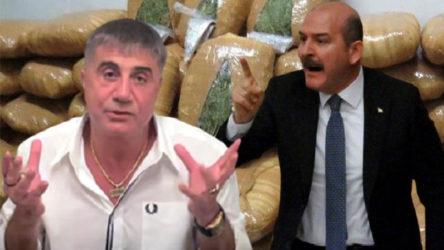 Peker'den Soylu için ağır kokain suçlaması
