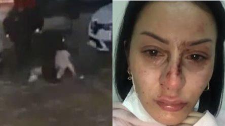 Polislerin sokak ortasında darp ettiği kadının ifadesi ortaya çıktı: Senin hakkından ben gelirim
