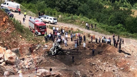 Sakarya'da Jandarmayı göz göre göre ölüme göndermişler