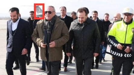 Sezgin Baran Korkmaz'ın uçağından bu kez Mehmet Ağar çıktı!
