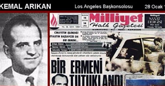 SBK'nin ortağı Lev Aslan Dermen'in avukatı hakkındı kritik detay: Los Angels Başkonsolosu'nu öldüren Ermeni örgütü ile bağlantısı