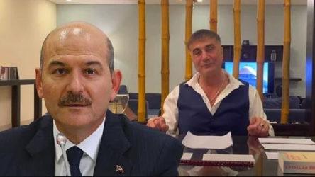 Sedat Peker: Dünya uyuşturucu raporunda ilk üçe iki tane il sokmuşuz