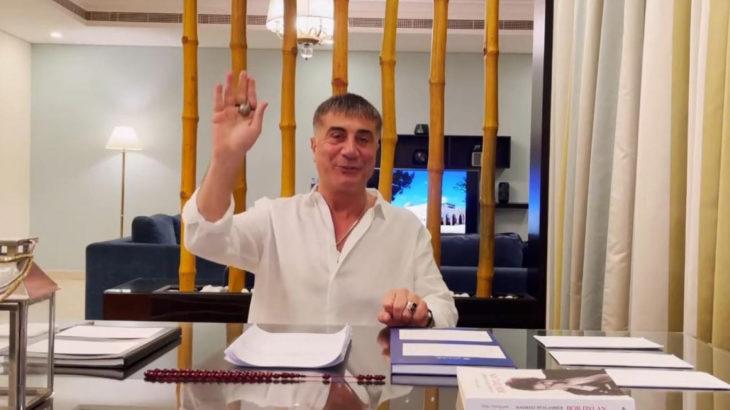 Sedat Peker'in iddiaları için üç ilde savcılar harekete geçti