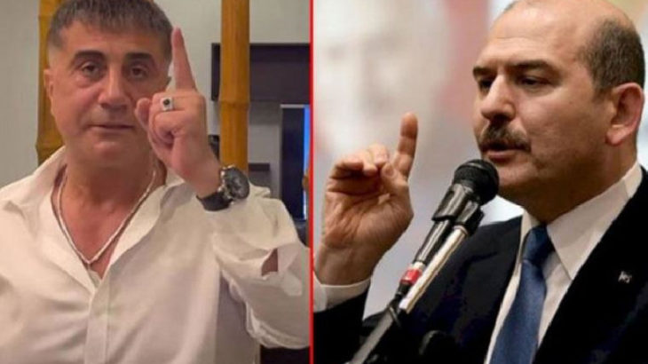 Sedat Peker'den yeni iddia: Soylu'nun İş Bankası'na soktuğu kişiler...