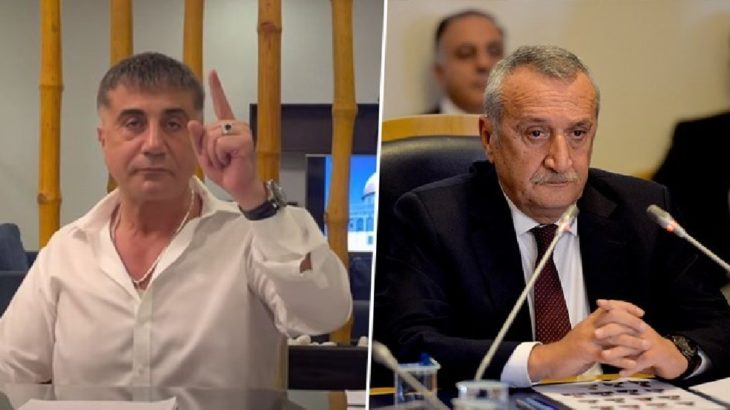 Sedat Peker'den Kutlu Adalı açıklaması: Daha ne davalar açılacak göreceksiniz