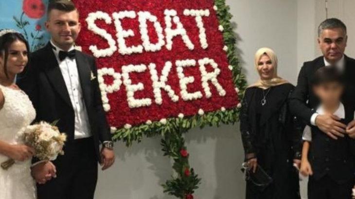Sedat Peker'den Süleyman Özışık'ın kızına '80 bin liralık mücevher'
