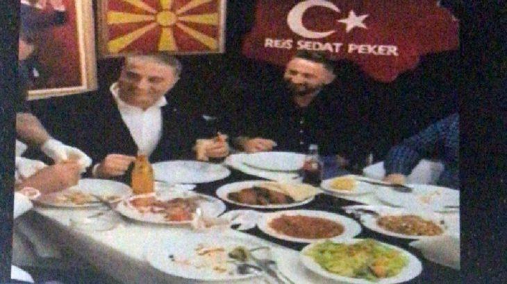 Sedat Peker'e yakınlığı ile bilinen Makedonyalı isim Sabiha Gökçen'de yakalandı