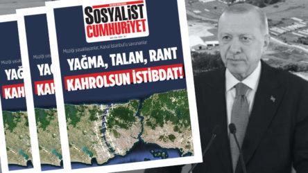Sosyalist Cumhuriyet gazetesinin 206. sayısı çıktı!