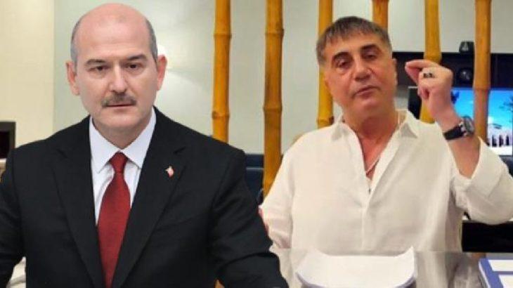 Sedat Peker'den yeni 'Süleyman Soylu' paylaşımları