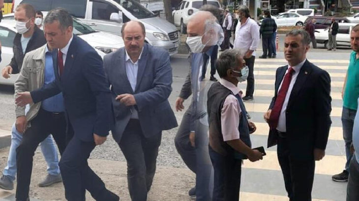 Soylu, Yomra Belediye Başkanı'na silahlı saldırı düzenleyen zanlının yakalandığını duyurdu