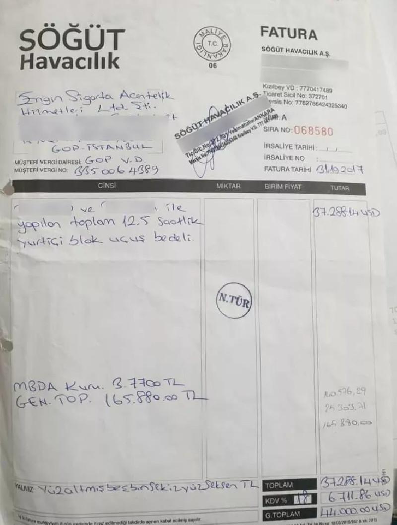 Soylu'nun SBK'nin uçağını 'taksi' gibi kullandı iddialarına İçişleri Bakanlığı yanıt verdi