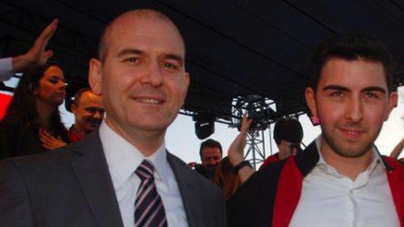 Süleyman Soylu ve oğlu Ocak ayında yeni bir sigorta şirketi kurmuş