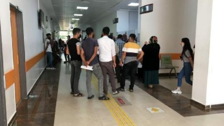 Adıyaman'da 86 tekstil işçisi zehirlendi