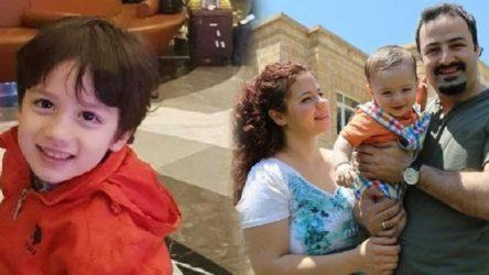 Doktor çiftin 8 yaşındaki çocukları, Covid-19 sonrası gelişen sendrom nedeniyle yaşamını yitirdi