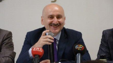 Ulaştırma Bakanı'na göre, Kanal İstanbul deniz salyasını bitirecekmiş