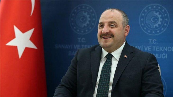 Bakan Varank, Ağrı'da 20 ton altın rezervi bulunduğunu açıkladı