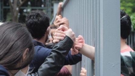Boğaziçi Üniversitesi'nde Özel Güvenlik Birimi ve polis öğrencilere saldırdı!