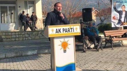 5 yaşındaki çocuğuna tecavüz eden AKP'li başkan tutuklandı