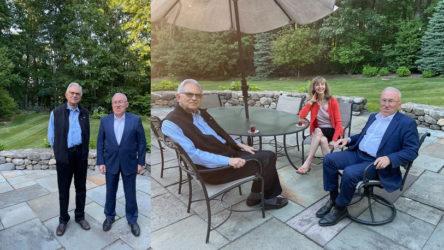 Türkiye'nin Washington Büyükelçisi Murat Mercan'dan FETÖ ile suçlanan Ayaslı'ya ziyaret