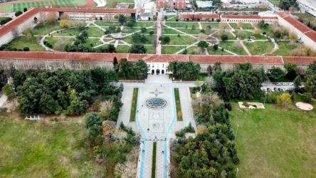 Yıldız Teknik Üniversitesi'ne 'yarı zamanlı' Millet Bahçesi