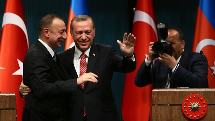 AKP'li heyet Bakü'ye gidecek