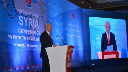 Kılıçdaroğlu: Suriye ile ilişkilerimizi düzelteceğiz