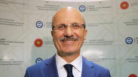 Marmara Üniversitesi'nde Recep Tayyip Erdoğan Külliyesi inşaatına başlayan rektör YÖK Başkanlığına getirildi