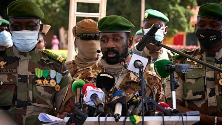 Mali'de geçici Devlet Başkanı Assimi Goita'ya bıçaklama girişimi