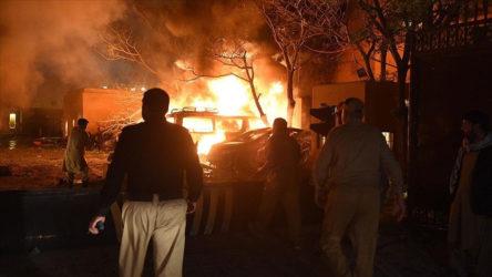 Pakistan'da patlama: Çinli mühendisler dahil olmak üzere 10 kişi öldü 39 kişi yaralı