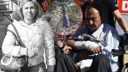 Eşini satırla öldüren caniye 'canım' mesajıyla tahrik indirimi