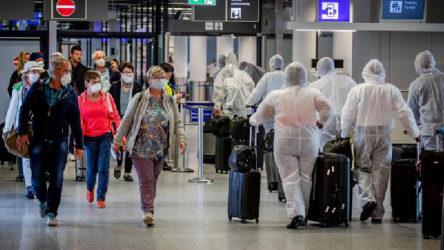 Almanya'dan seyahat kısıtlaması kararı