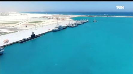 Mısır, Libya sınırında deniz üssü kurdu